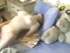 she do it in bed
