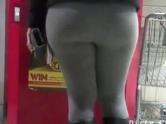 Candid Ass #101