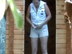Girls Pissing voyeur video 359