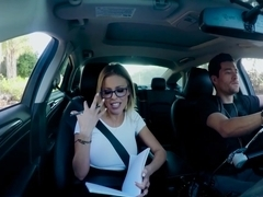 Britney Amber In Cops and Knobbers