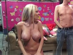 Crazy pornstar Riley Evans in Incredible Dildos/Toys, Big Tits sex clip