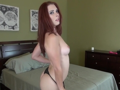 Fabulous pornstar Melody Jordan in Hottest Big Ass, Redhead porn movie
