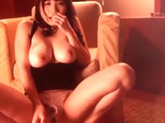 Crazy Japanese whore Honami Uehara in Best JAV censored Masturbation, Big Tits movie