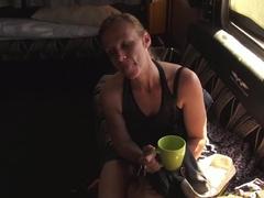Best pornstar Cody Hunter in Amazing Blonde, Mature porn video