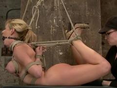 Cherie Deville - Hawt Blonde Gets Pounded