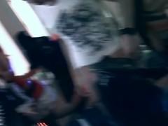 Ally & Henessy & Hailey Ariana & Grace C & Malika & Olive & Olympia & Amber Daikiri in lustful har.