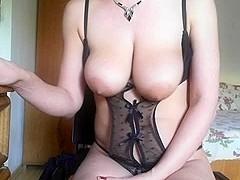 Busty Webcam Girl