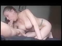 Amateur Wife Blowjob Her Man - LostFucker