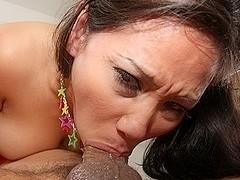 Jessica Bangkok in Asian Slut Loves Sausage - PornPros Video