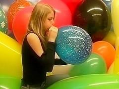 SEXY GIRL B2P 16 inch UNIQUE BALLOON