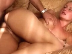Old Italian bonks captivating gal - Part two