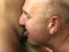 2 grand-dad fuck wife