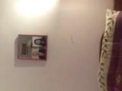 Busty slut made a homemade masturbation video
