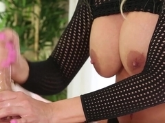 Best pornstars Jamie Stone, Britney Amber in Crazy Big Tits, Facial sex movie