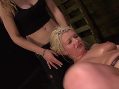 Fabulous pornstars Abbi Roads, Laela Pryce in Incredible Fingering, Fetish adult video