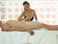 Crazy pornstars Romeo Price, Cassidy Klein in Horny Handjobs, Cumshots adult video