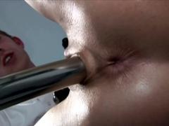 Best pornstar Lolly Badcock in Crazy Latex, Anal sex movie