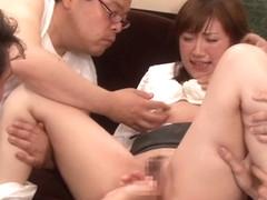 Haruka Motoyama, Kyoko Maki, Amateur in Party Hall part 3