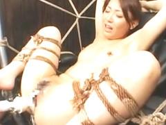 Amazing Japanese girl Mami Asakura in Fabulous Dildos/Toys, BDSM JAV movie