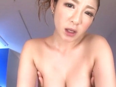 Best Japanese whore Minori Hatsune in Exotic fingering, big tits JAV video
