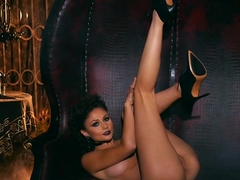 Incredible pornstar Ariana Marie in Exotic Brunette, Gothic porn clip