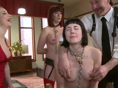 Lesbian Slave Training: Orientation Day