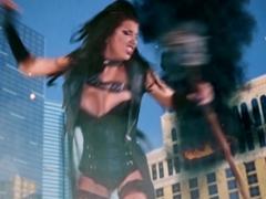 Abigail Mac,Katrina Jade And Kimmy Granger In Power Bangers A XXX Parody Part 5