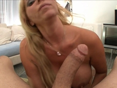Hottest pornstar Karen Fisher in Fabulous Facial, Big Tits sex scene