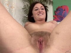 Fabulous pornstar Avah Sweetz in Crazy Masturbation, Brunette sex clip