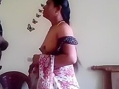 Unsatisfied Aunty Ji Fuck With GF's lad