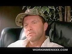 WorkinmenXXX Video: Rick Beats Off