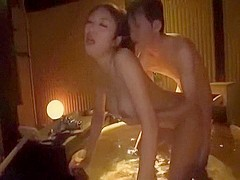 Chinese amateurs fuck at home
