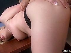 Big Tits at School: ZZ Tech Wants You. Danielle Delaunay, Johnny Sins