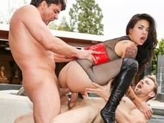 Dana Vespoli, Erik Everhard, Toni Ribas in Perfect Slaves #4