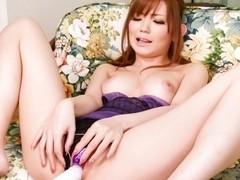 Crazy Japanese slut Megu Kamijyou in Amazing JAV uncensored Cumshots movie
