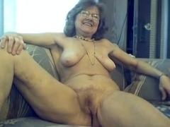 sexy on cam granny