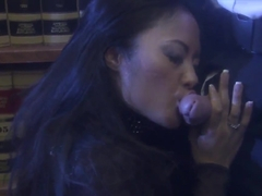 Bad girl Kaylani Lei seduced the policeman