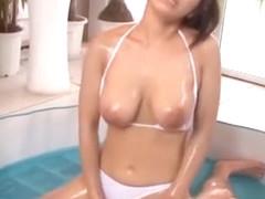 Best Japanese whore Kokoro Maki in Fabulous Blowjob/Fera, Hardcore JAV video