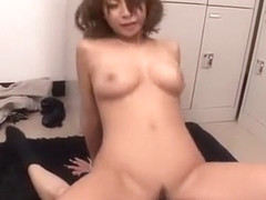 Best Japanese whore Sumire Matsu in Exotic Changing Room, Big Tits JAV scene