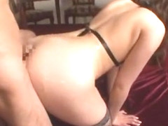 Crazy Japanese chick Rinka Aiuchi in Incredible DP/Futa-ana, Fetish JAV scene