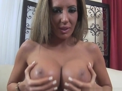 Exotic pornstars Richelle Ryan, Johnny Fender in Fabulous Blowjob, Big Tits sex video