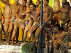 Naked Final at Rio Carnival