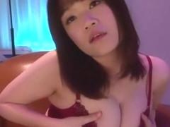 Amari Ririsu in H Cup Real Married Leaking Woman part 4