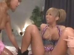 Exotic Japanese model in Hottest Group Sex, Masturbation/Onanii JAV video