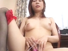 Exotic Japanese chick Hime Ayase in Horny Dildos/Toys JAV clip