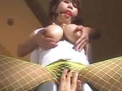 Fabulous Japanese chick Kumiko Hayama in Incredible Fetish, Masturbation/Onanii JAV movie