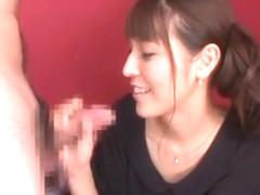 Horny Japanese girl Saori 2 in Crazy JAV video
