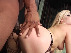Crazy pornstar Dahlia Sky in Best Tattoos, Interracial xxx clip
