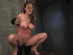 Christina Carter: NON STOP orgasmic shoot! Need I say more?