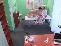 Incredible pornstars Yasmin Scott, Yasmine Gold in Amazing MILF, Medical adult video